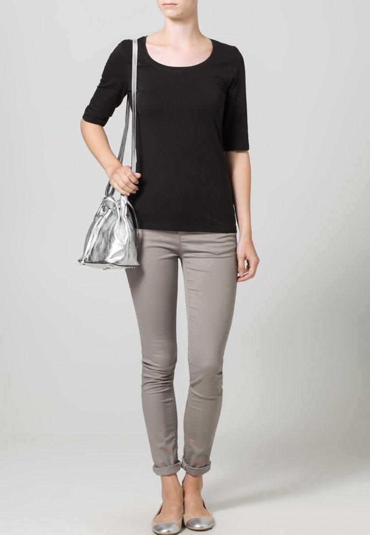 Opus - SANIKA - T-shirt basique - black