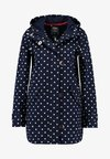 Tom Joule - COASTMID PRINT - Short coat - dark blue