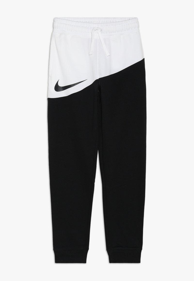 Nike Sportswear - PANT - Träningsbyxor - black/white