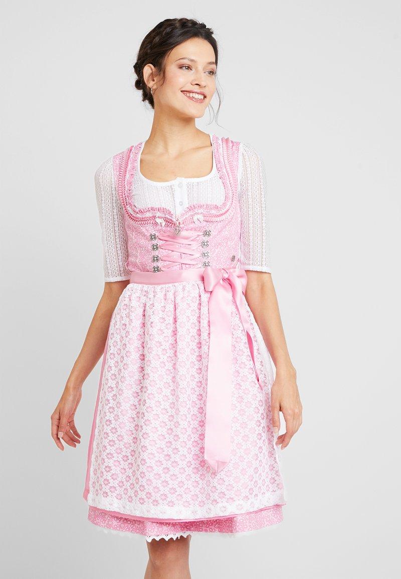 Marjo - FERNA - Dirndl - light pink