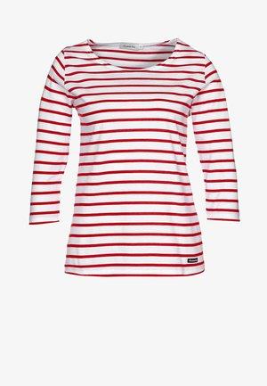 CAP COZ - Long sleeved top - blanc/braise