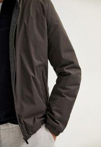 Massimo Dutti - Bomber Jacket - grey - 4