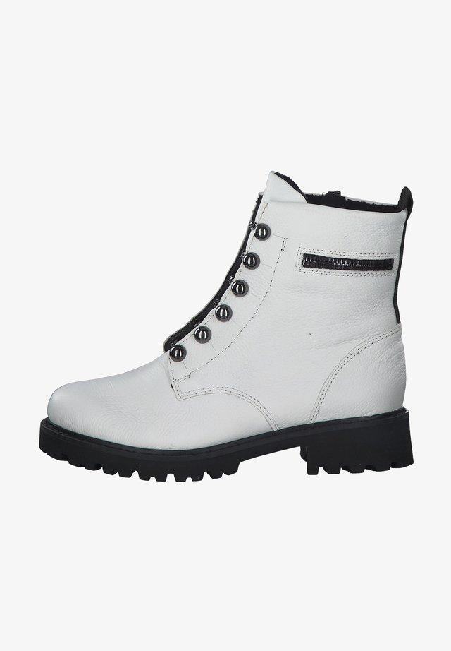 Winter boots - weiss