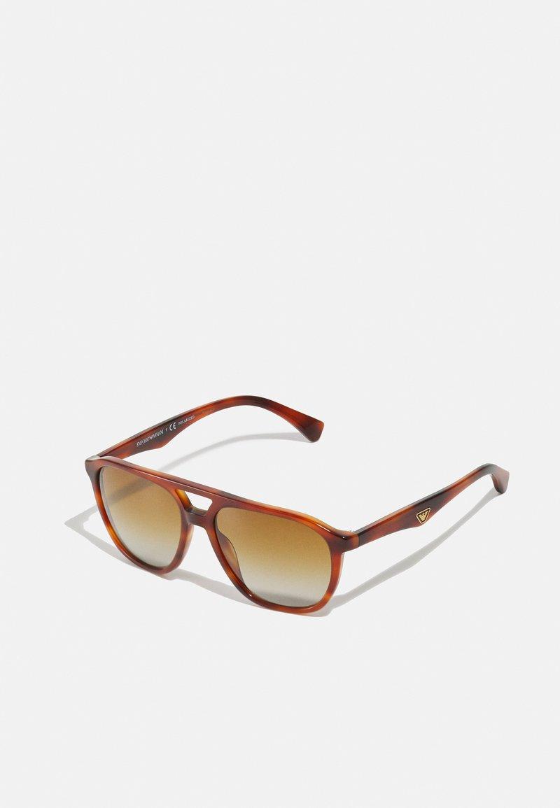 Emporio Armani - Sunglasses - striped red