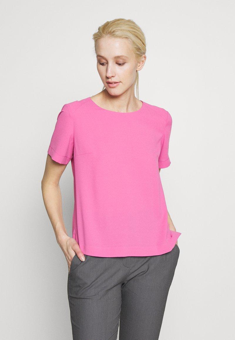 HUGO - CURENA - Blouse - bright pink