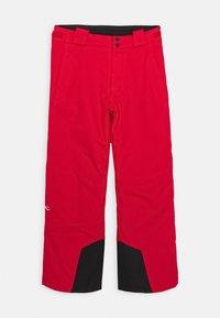Kjus - BOYS VECTOR PANTS - Zimní kalhoty - scarlet - 2