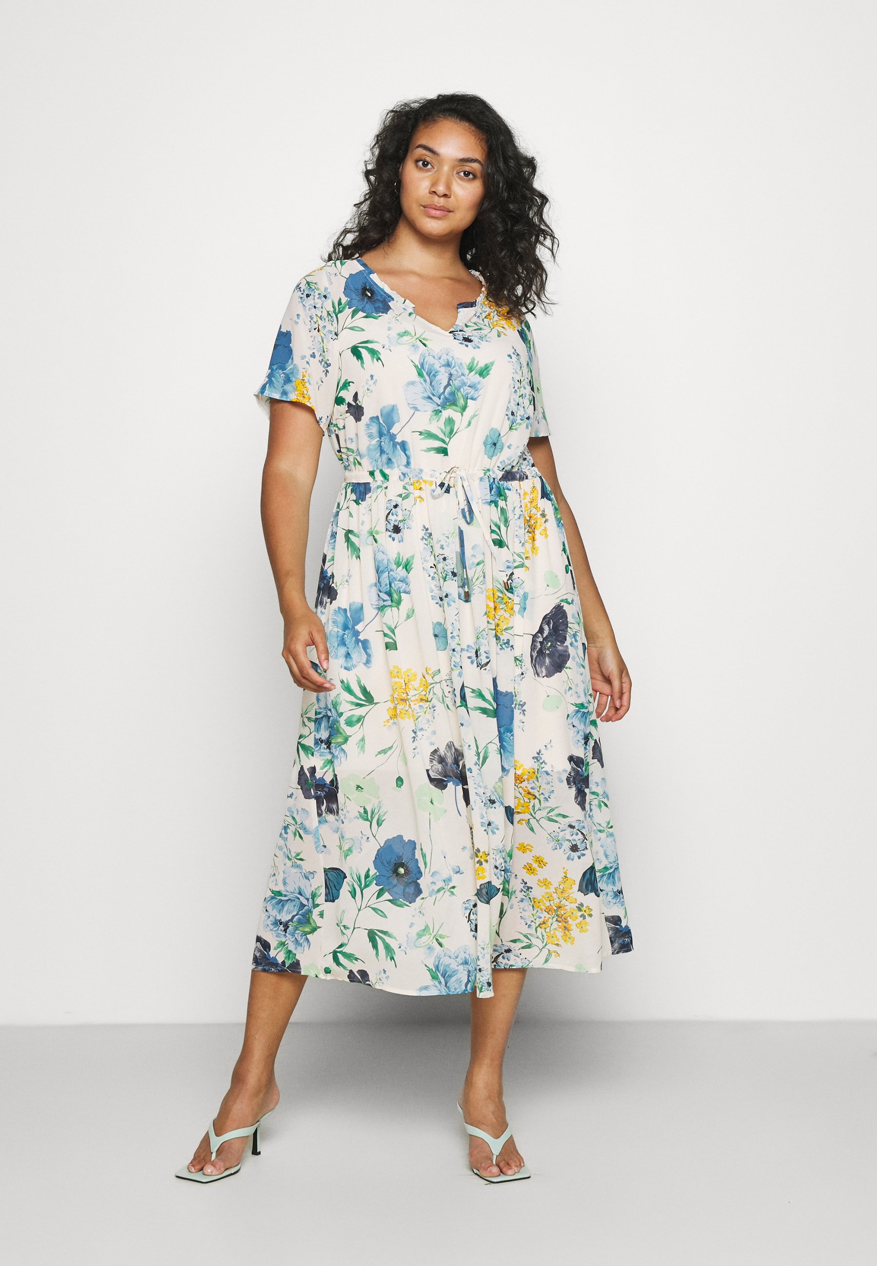Women MLAURA MIDI DRESS - Day dress