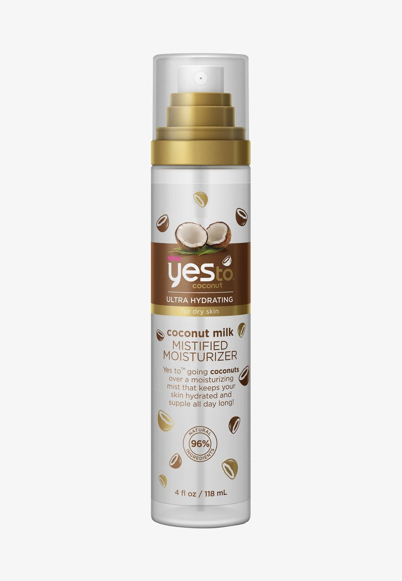 Yes To - COCONUT MILK MISTIFIED MOISTURIZER - Tonico viso - -