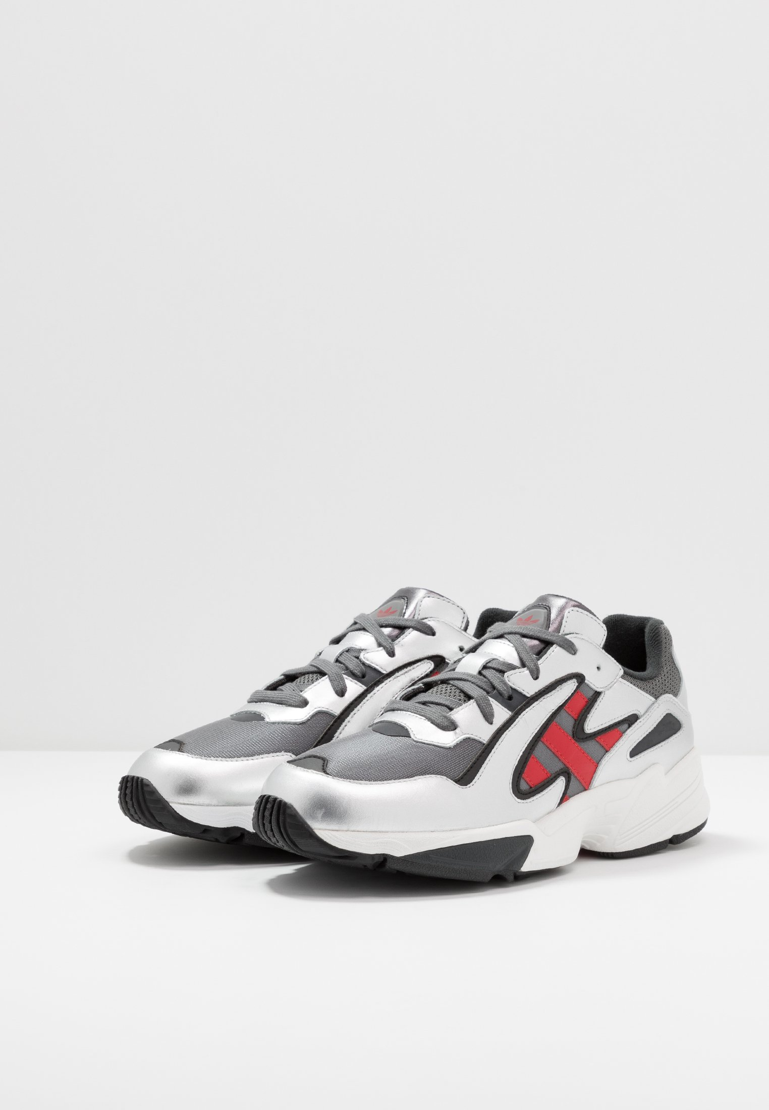 adidas Originals YUNG-96 CHASM TORSION SYSTEM RUNNING-STYLE - Sneaker low - grey four/scarlet/silver metallic/silber - Herrenschuhe mXYps