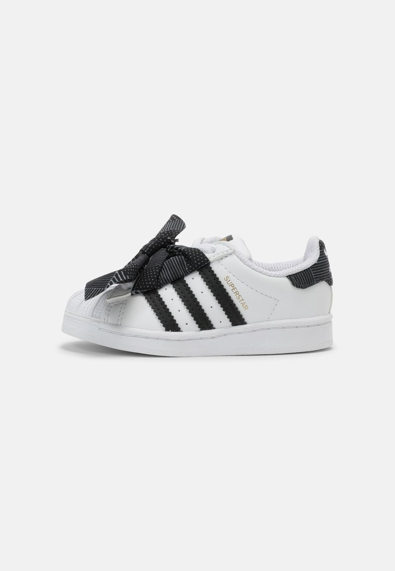 adidas Originals - SUPERSTAR UNISEX - Baskets basses - white/core black/gold