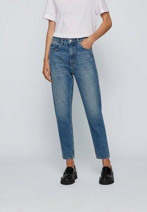MODERN - Slim fit -farkut - blue