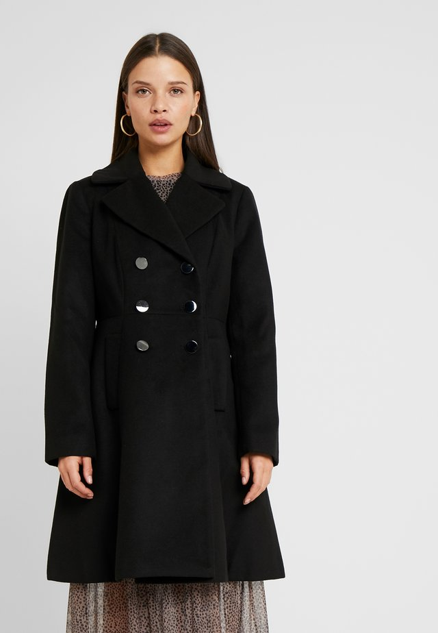 DALE COAT - Cappotto classico - black