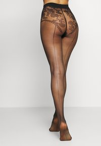 FALKE - SHEER LADY TI - Tights - black - 3