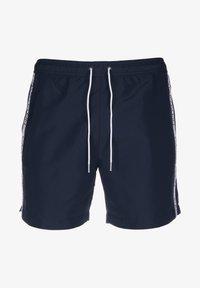 Calvin Klein Underwear - Swimming shorts - black iris - 0