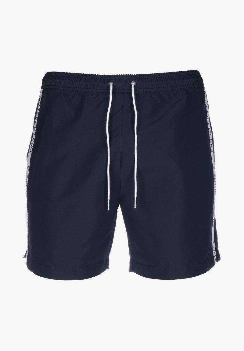 Calvin Klein Underwear - Swimming shorts - black iris