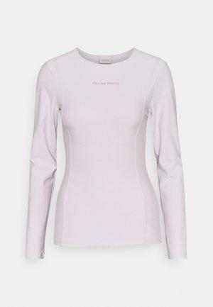 FEMALE TIGHT LONGSLEEVE  - Långärmad tröja - cloud grey