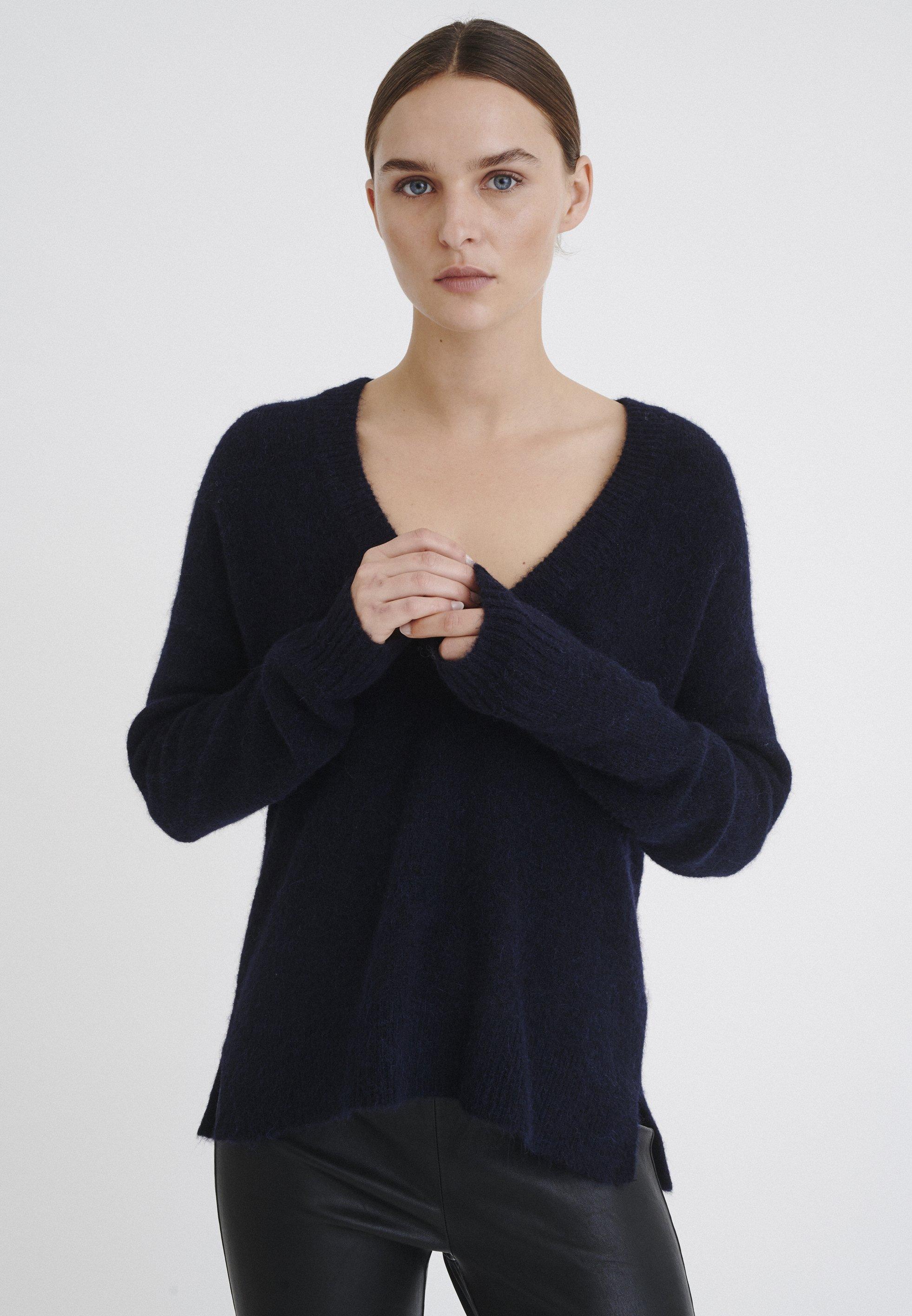Damen PAPINAIW  - Strickpullover