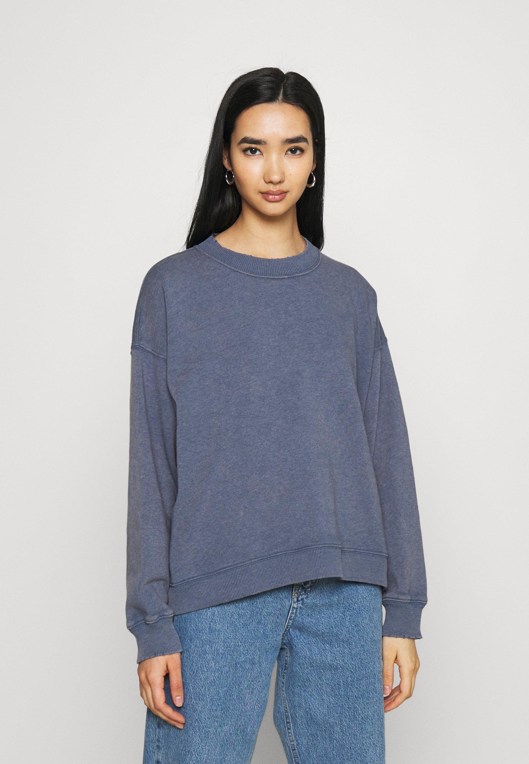 Women TRANS KI CREW WASH - Sweatshirt