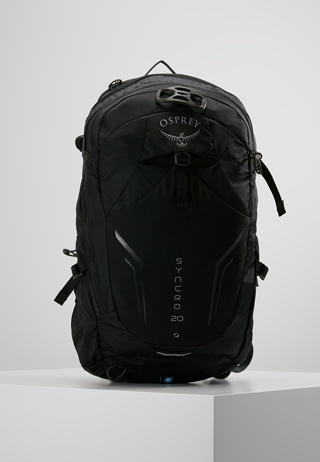 SYNCRO 20 - Sac de randonnée - black