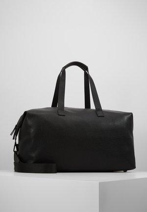 OSLO - Weekend bag - black