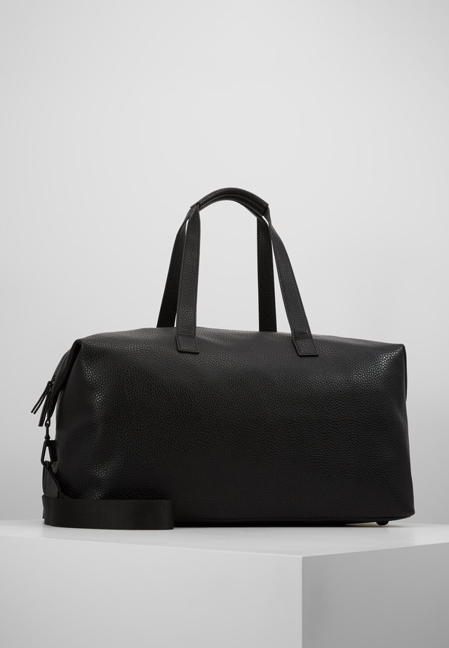 OSLO - Weekend bag - black