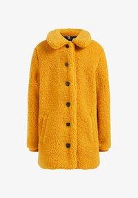 WE Fashion - TEDDY  - Abrigo de invierno - ochre yellow - 3