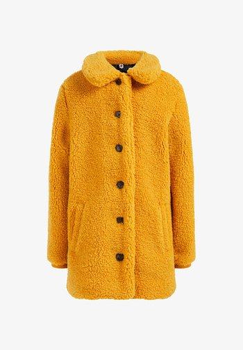 TEDDY  - Winter coat - ochre yellow