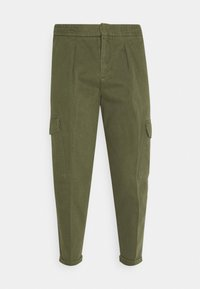 JACOB PANTS - Cargo trousers - thyme