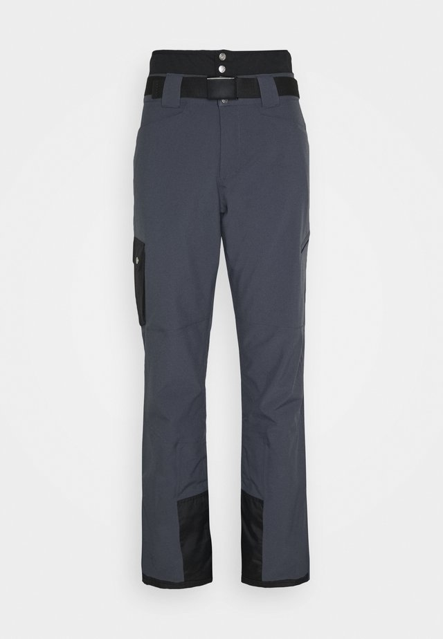 ABSOLUTE II PANT - Skibroek - dark grey