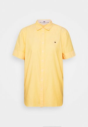HANN SHIRT - Button-down blouse - sunny