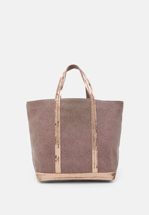 EXCLUSIVE SUSTAINABLE CABAS MOYEN OPTION  - Tote bag - beige