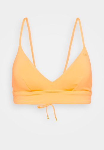 WAVE - Bikini top - blazing orange
