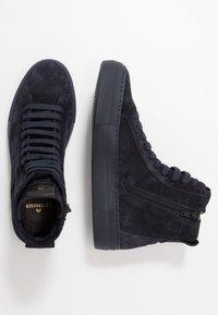 Copenhagen - Höga sneakers - navy - 3