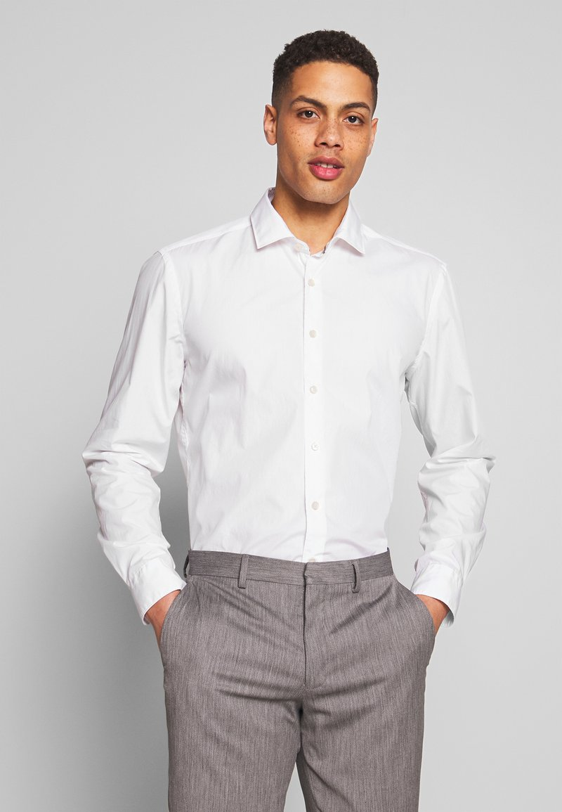 OLYMP - OLYMP LEVEL 5 BODY FIT  - Formal shirt - weiss