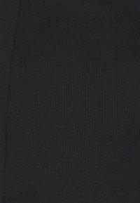 Milk it - DUSK PANT - Kalhoty - black - 2