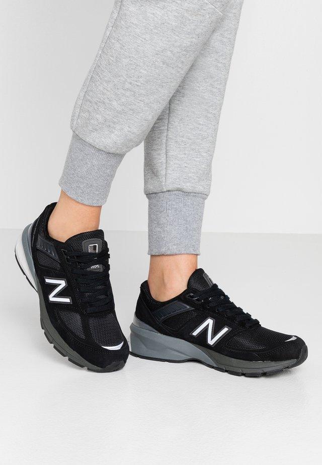 W990 - Sneakers - black/silver