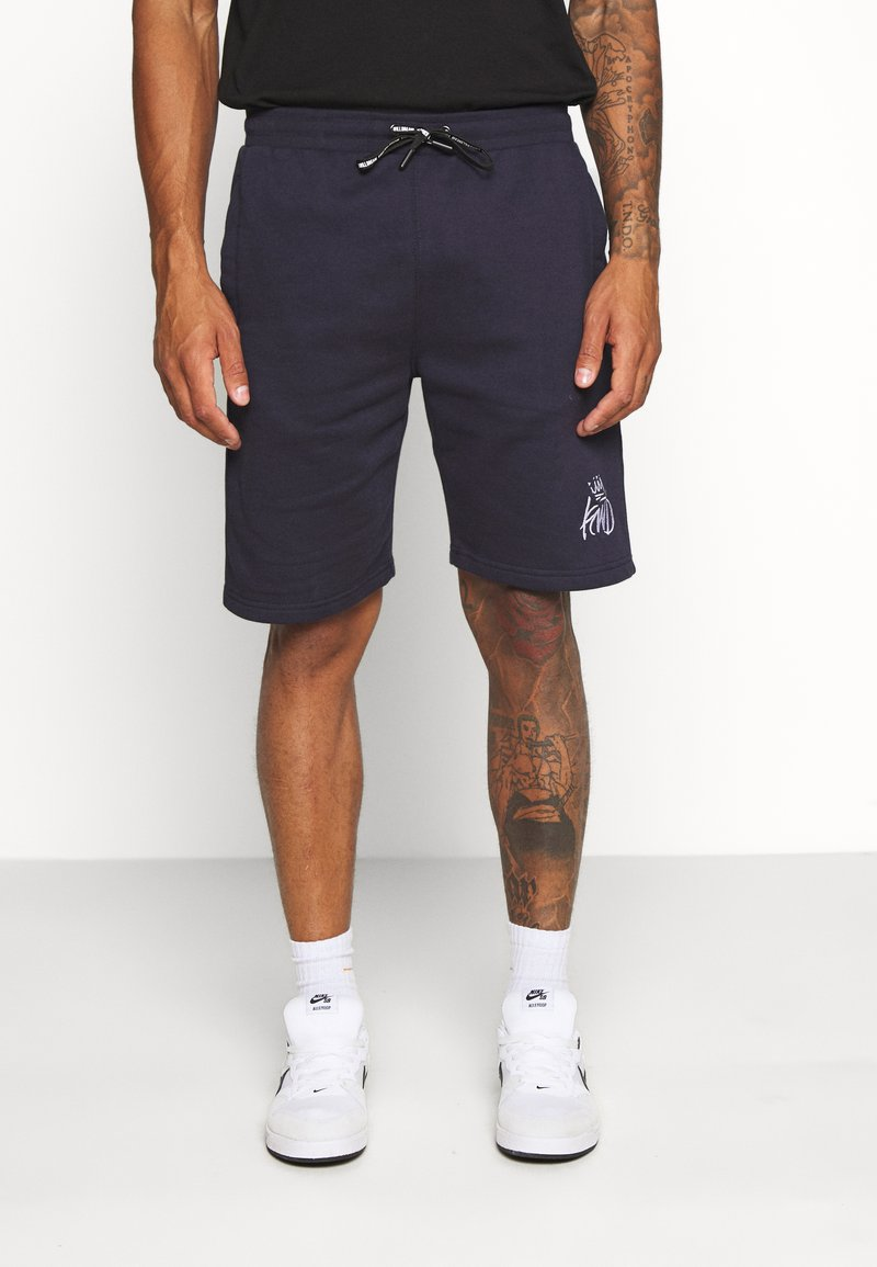 Kings Will Dream - CROSBY  - Tracksuit bottoms - navy