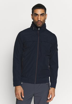 MONTEL - Waterproof jacket - navy