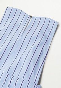 Mango - Maxi dress - blå - 7
