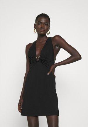 PIGGS PEAK ABITO - Denní šaty - black