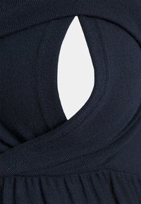 MAMALICIOUS - NURSING - Basic T-shirt - navy blazer - 2