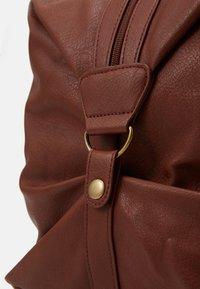 Anna Field - Weekend bag - cognac - 5