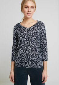 TOM TAILOR - Long sleeved top - navy blue - 3