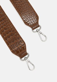 HVISK - BLAZE CROCO - Handbag - brown - 3