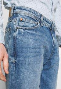edc by Esprit - Slim fit jeans - blue light wash - 3