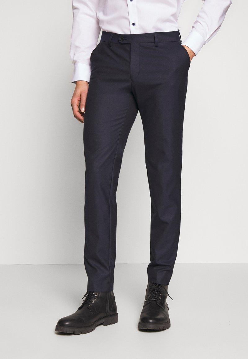 Bertoni - BLOCH TROUSER - Trousers - dark blue