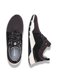 Timberland - OXFORD - Trainers - black - 1