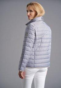 Junge - DEMI - Light jacket - deep blue print - 1