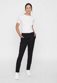 Vero Moda - Trousers - black - 1