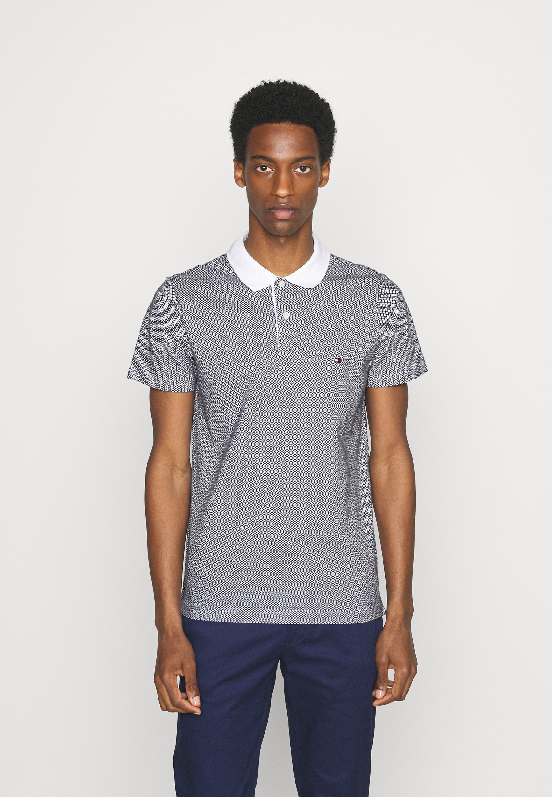 Men MICRO SLIM - Polo shirt
